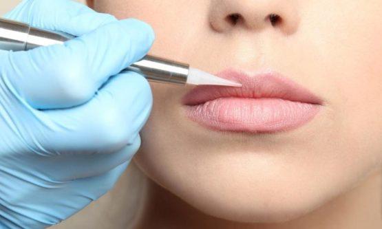 makijaż permanentny ust Gliwice